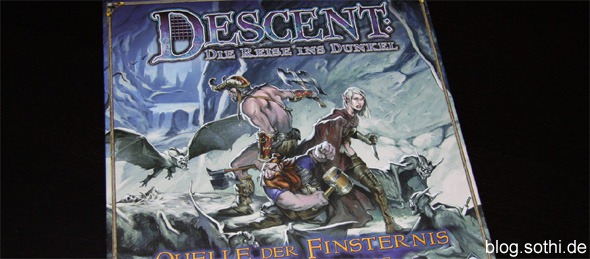 Descent - Quelle der Finsternis