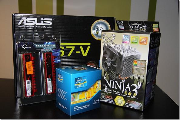 PC Hardware 2011