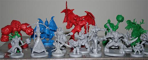 World of Bild 1: Warcraft Brettspiel