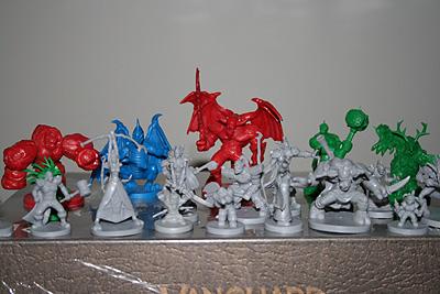 World of Warcraft Brettspiel Spielfiguren
